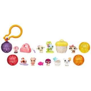 Littlest Pet Shop Teensies Intro Pack   Series 2  Toys & Games