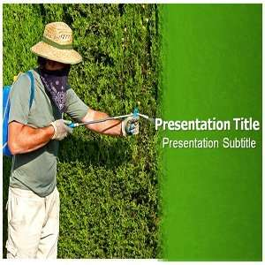 Pesticide PowerPoint Template   Pesticide PowerPoint (PPT