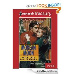 From This Day Forward (Harlequin Intimate Moments): Modean Moon