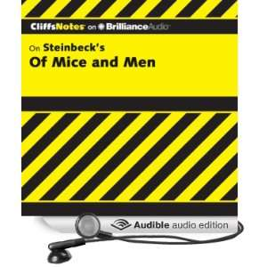Of Mice and Men: CliffsNotes (Audible Audio Edition