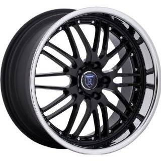 Rohana RL05 18x9 BMW 3 Series Wheels Rims Hyper Black