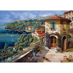Guido Borelli   Il Villaggio Sulla Costa  Home & Kitchen