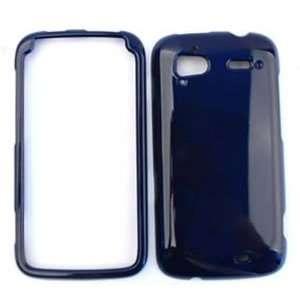 HTC Sensation Honey Navy Blue Hard Case, Cover, Faceplate