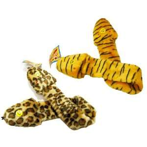 Dog Pull Toy   Two Headed Snake Set of 2: Electronics
