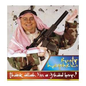 Thank Allah Im a Jihad Boy Audio CD: Everything Else