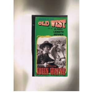Heroes of the Old West Vol II John Wayne Movies & TV