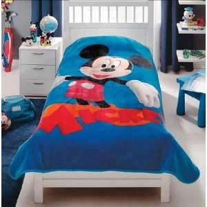 Disney Mickey Mouse Kids Children Girls Boys Blanket