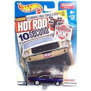 Hot Wheels/Mattel Wheels   Editors Choice (Hot Rod)   Series 1   1970
