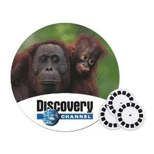 Discovery Channel View Master Learning 3D Reels Babies in