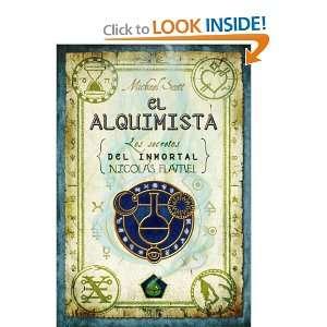EL ALQUIMISTA   LOS SECRETOS DEL INMORTAL (Roca Junior