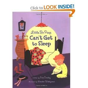 Little Bo Peep Cant Get to Sleep: Erin Dealey, Hanako Wakiyama