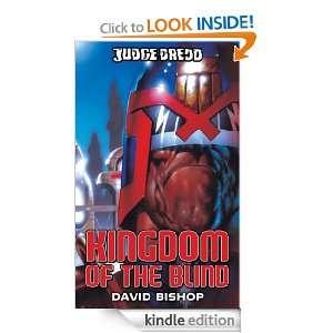 Judge Dredd #5 Kingdom of the Blind David Bishop  Kindle