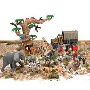 Jungle Adventure  Toys & Games