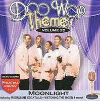 1049047_CD Various Artists   Doo Wop Themes, Vol. 20 Moonlight