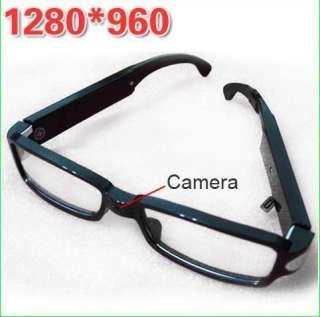 Fashion HD True 720P Glasses Spy Camcorder Hidden Camera DVR Mini DV