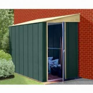 Buy Lean To 4 x 8 Metal Shed from the Canberra Range of Metal Sheds