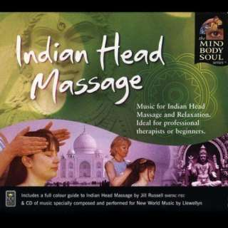 Llewellyn   Indian Head Massage   Compare Prices   PriceRunner UK