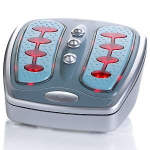 Tony Little DeStress™ Foot Massager with Heat by HoMedics