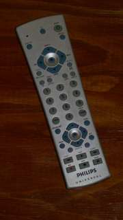 PHILIPS UNIVERSAL REMOTE CONTROL TV/VCR/DVD/SAT/CBL CL015