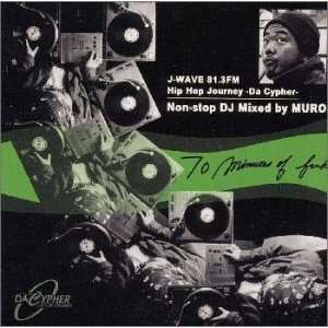 70 Minutes Of Funk Mixed by Muro ― J WAVE 81.3FM COORS HIP HOP ~DA