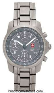 Swiss Army 9G 500 Titanium Swiss Air Force Automatic Chronograph 24471