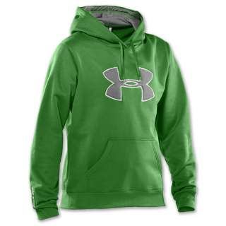 Under Armour Womens Big Logo Pull Over Hoodie  FinishLine