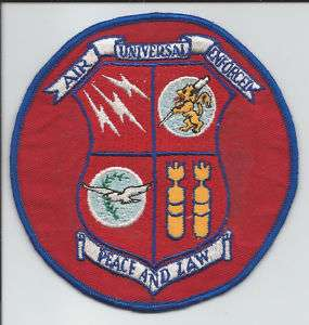 1950s 60s 329th BOMB SQUADRON patch