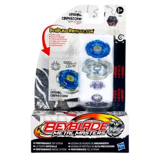 Beyblade Metal Masters   Spiral Capricorn 90MF Attack  Action Toys