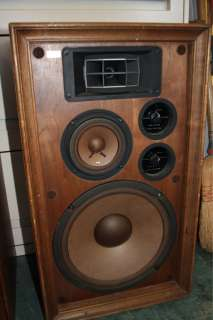 Pioneer CS A700 Vintage 3 Way Stereo Speakers Pair CS 700G