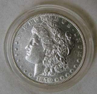 1879 Morgan Silver Dollar High Grade Look