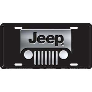 Chroma Graphics,Inc. 1952 Jeep License Plate/Tag