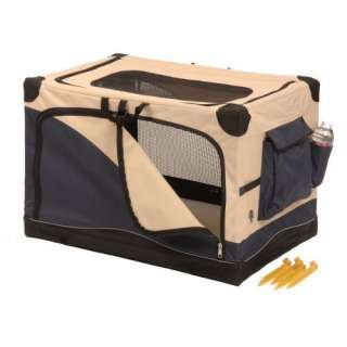 Precision Soft Sided Pet Crate Dogs