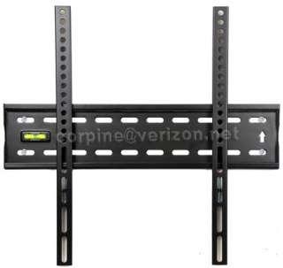 Ultra Slim Wall Mount Bracket for Flat Screen Plasma LCD LED Display