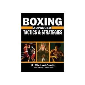 Boxing: Advanced Tactics & Strategies Book by Michael