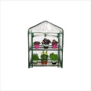 Alpine 2 Tiered Mini Greenhouse Garden Center