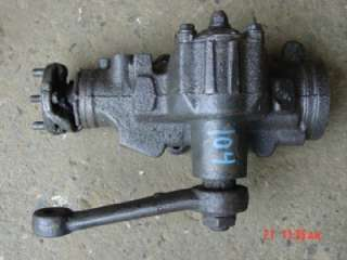 Jeep Cherokee FSJ Truck AMC power steering box V8 J10