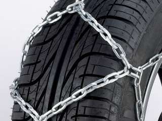 Quality Passenger Car Snow Chain, Size 090 (Sold in pairs) Automotive