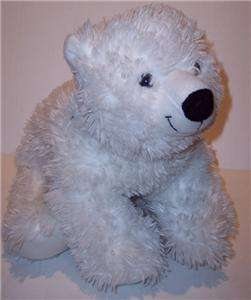 Build A Bear Workshop Polar Bear Stuffed Plush Toy