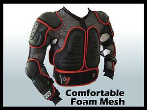 Pressure Suit Body Armour Off road/Enduro/Trail/Dirt Bike   NEW