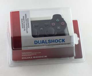SIXAXIS Dualshock Wireless Bluetooth Controller for Sony PS3