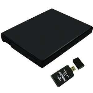 Slim External Enclosure Case for Laptop Notebook DVD / CD Burner