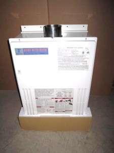 Model T MI Mobius On Demand Water Heater LP Gas 120 VAC 225 KBTU New
