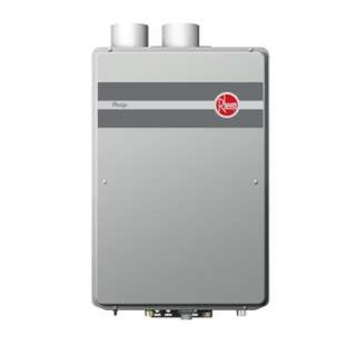 Direct Vent Natural Gas Condensing Tankless Water Heater for 3