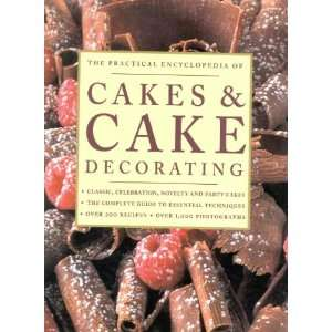 Encyclopedia of Cakes and Cake Decorating (9781840382327) Books