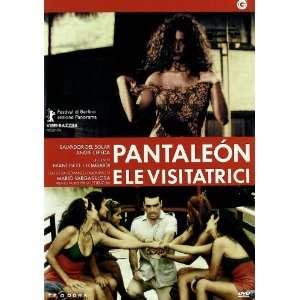 Pantaleòn e le Visitatrici: Angie Cepeda, Salvador Del
