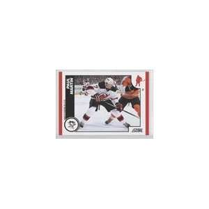 2010 11 Score #395   Paul Martin Sports Collectibles