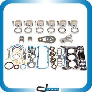 8L Ford & Mercury OHV Overhaul Engine Rebuilding Kit