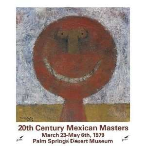 Artist: Rufino Tamayo   Poster Size: 23 X 26 inches: Home & Kitchen