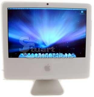 Apple iMac 4 17 inch 1.83GHz Intel Core Duo 512MB Ram 160GB HDD