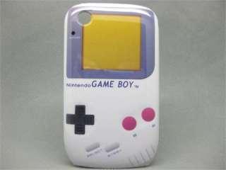 Nintendo Game Boy Hard Case Cover For Blackberry Curve 8520